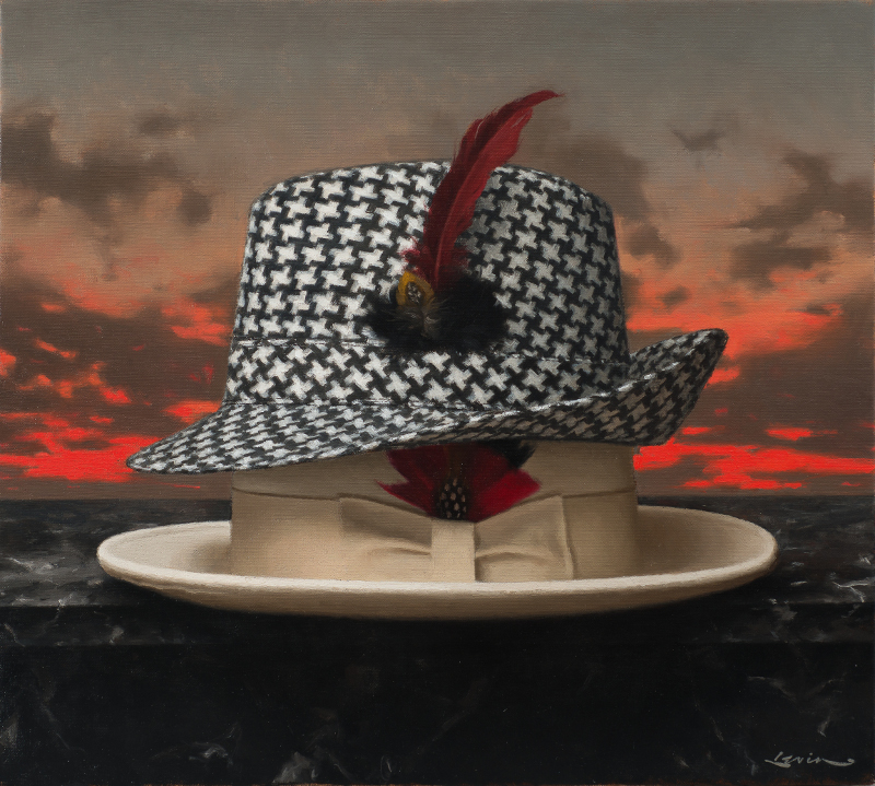 The Houndstooth Hat