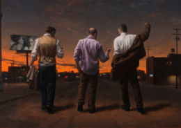 After the Party 26 x 40